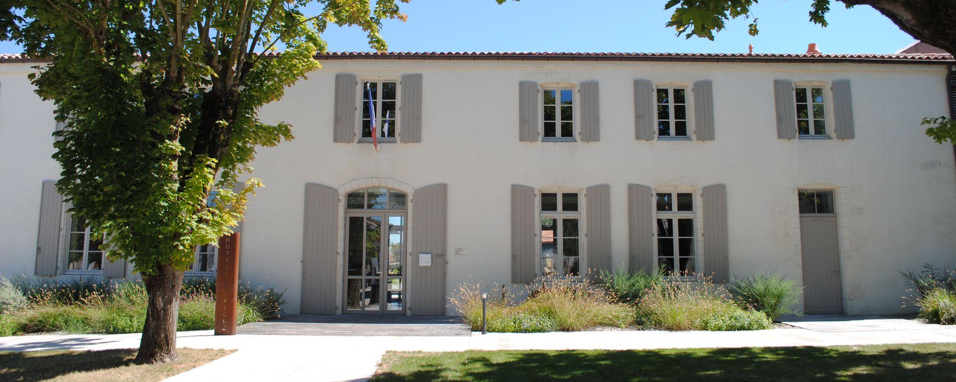 Hôtel de Ville - © Mairie de Dompierre sur Mer
