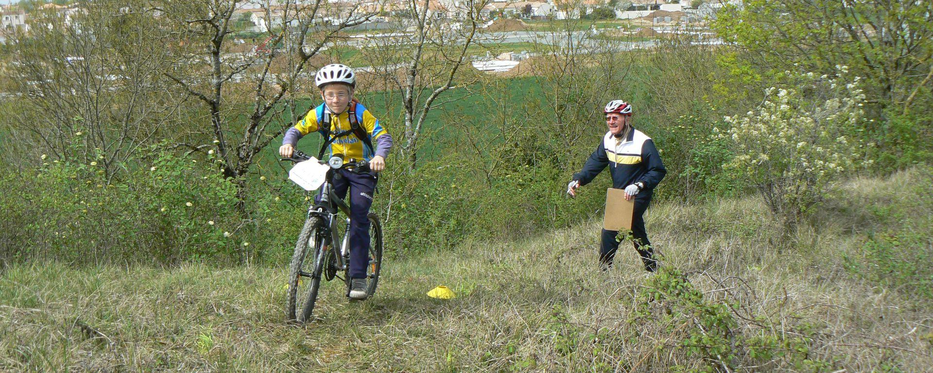 Le Club de Cyclo (Copyrigt - Club de Cyclo de Dompierre sur Mer)