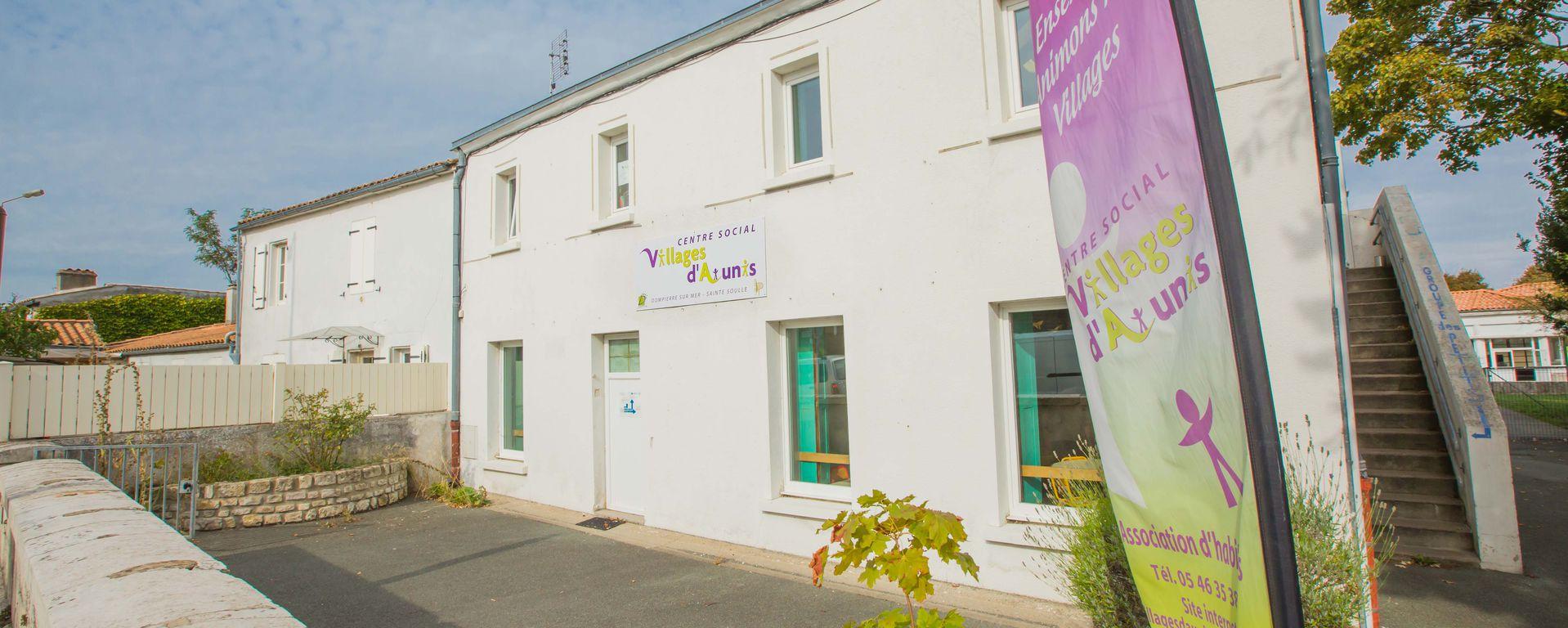 Locaux du Centre Social (Copyright - Mairie de Dompierre sur Mer)