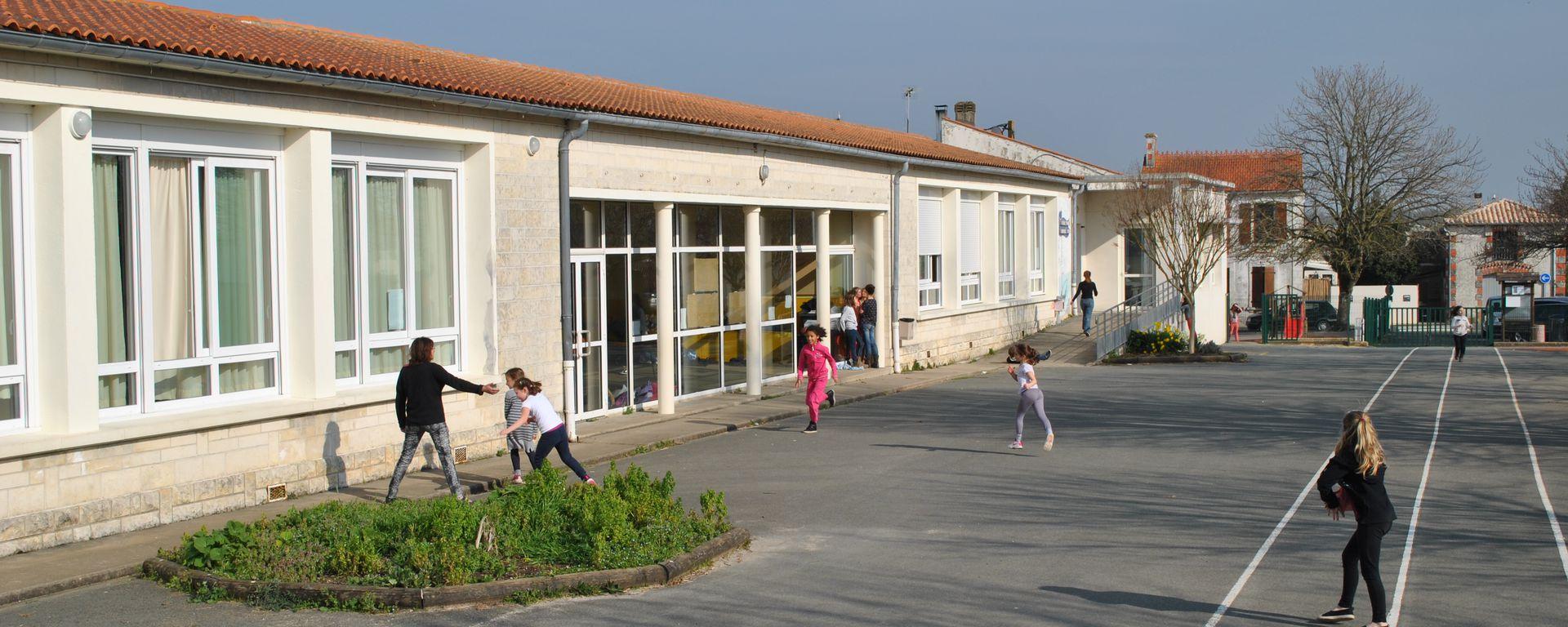 Primaire F. Villon © Mairie de Dompierre sur Mer