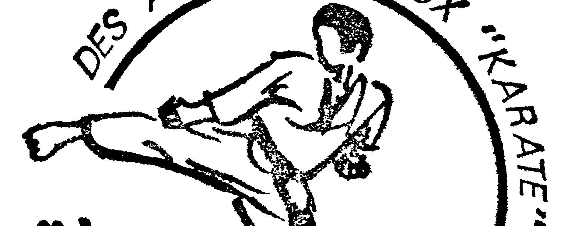 Logo du Club de Karaté (Copyright - Club de Karaté de Dompierre sur Mer)