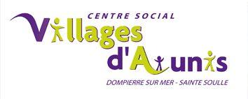 Logo du Centre Social Villages d'Aunis