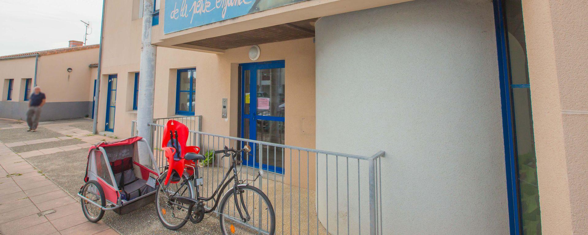 Local de la Maison de la Petite Enfance (Copyright - Mairie de Dompierre sur Mer)
