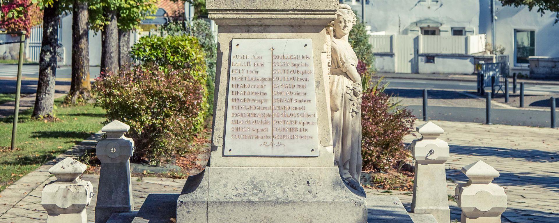 Monument aux Morts - © Mairie de Dompierre sur Mer