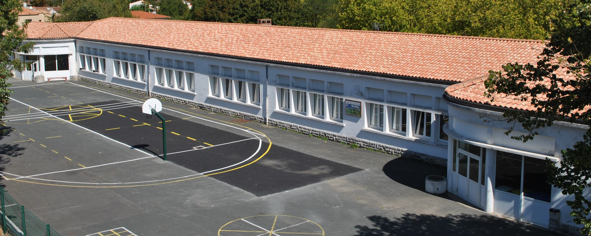 Ecole Paul Eluard - © Mairie de Dompierre sur Mer