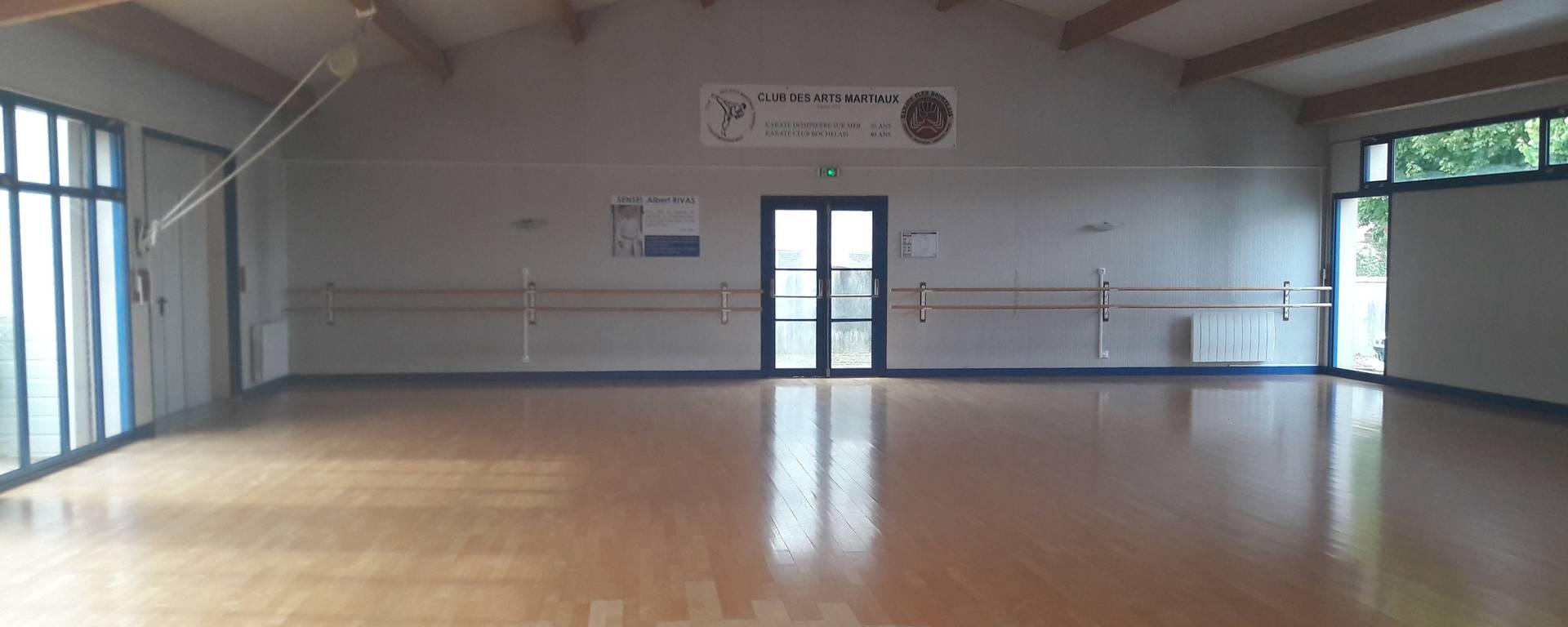 Salle A. RIVAS