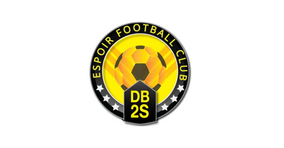Espoir football club db2s dompierre sur mer - Logo club foot espagnol ...