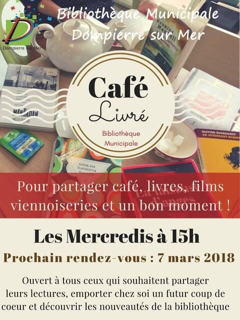Affiche du Café Livré