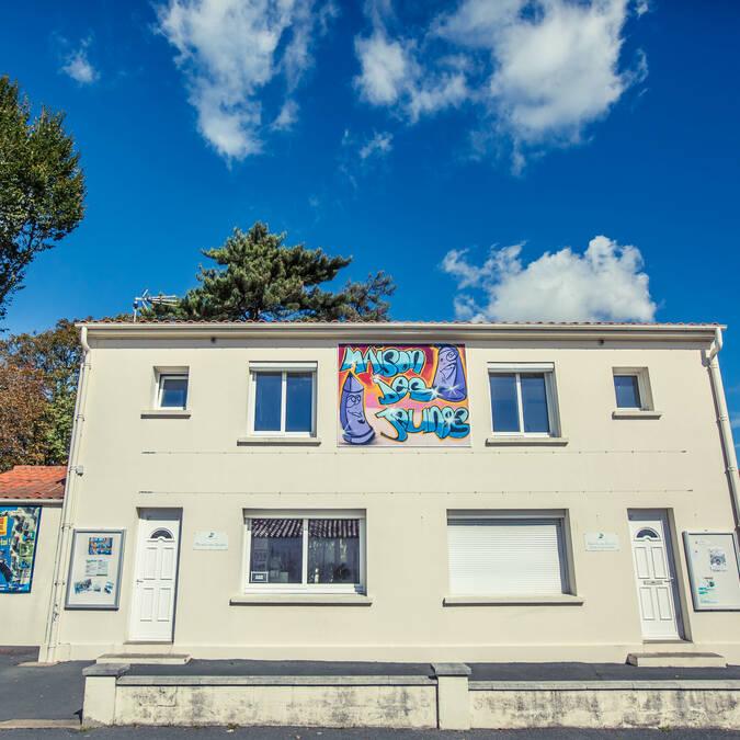 Maison des Jeunes - © Mairie de Dompierre  sur Mer
