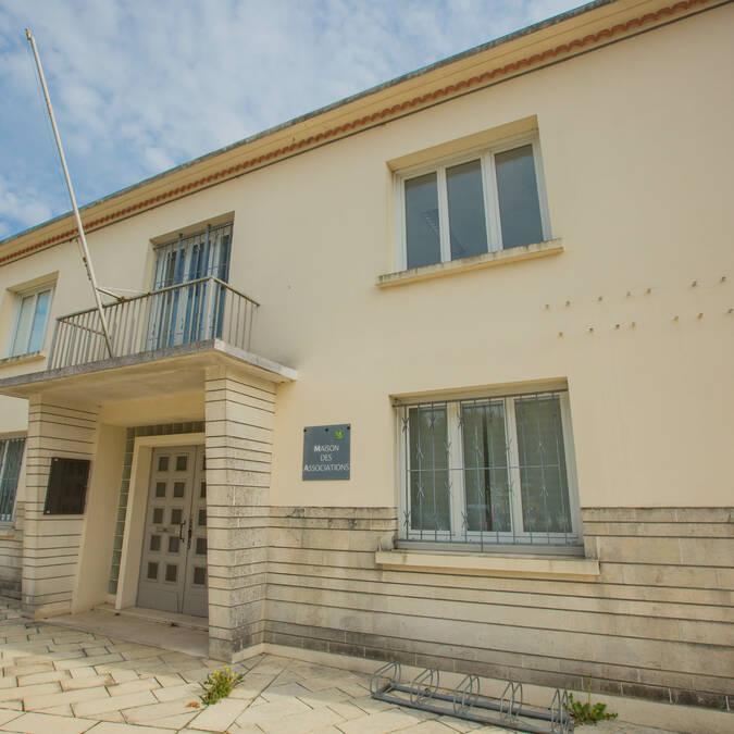 L'ancienne Mairie actuellement Maison des Associations