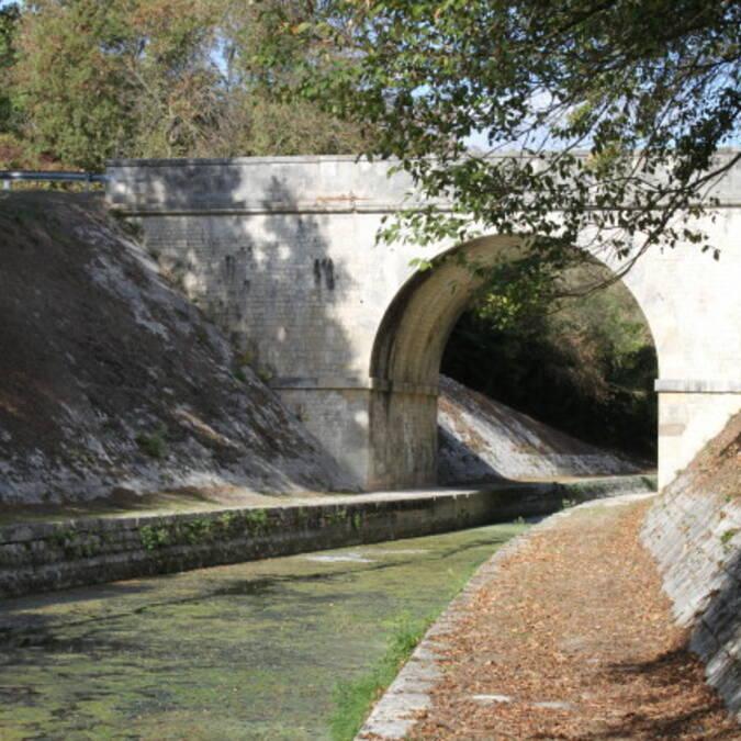 Le pont de Grolleau © Mairie de Dompierre sur Mer